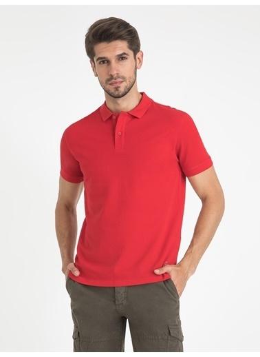 Loft Tişört Kırmızı